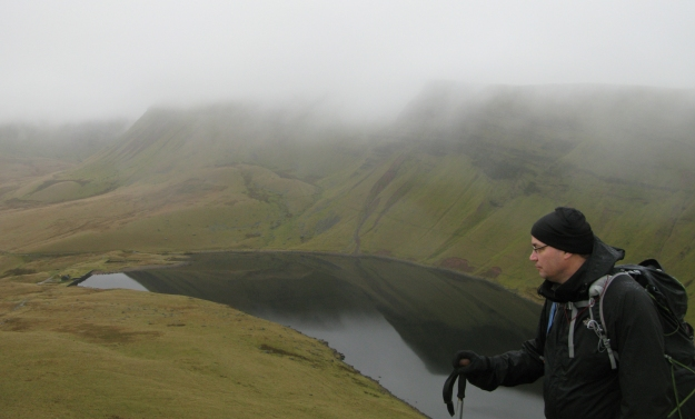 Three Points of the Compass, Brecon Beacons, 2012