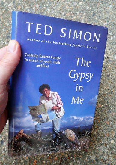 The Gypsy in Me by Ted Simon was his account of a 1500 mile journey across Eastern Europe soon after the fall of the communist regimes in the countries he traversed