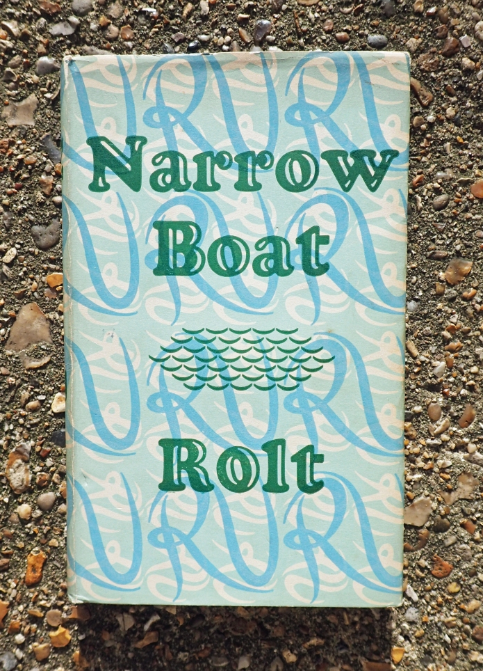 Narrow Boat by Tom Rolt