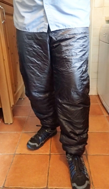 Insulated Sigma trousers from PHD