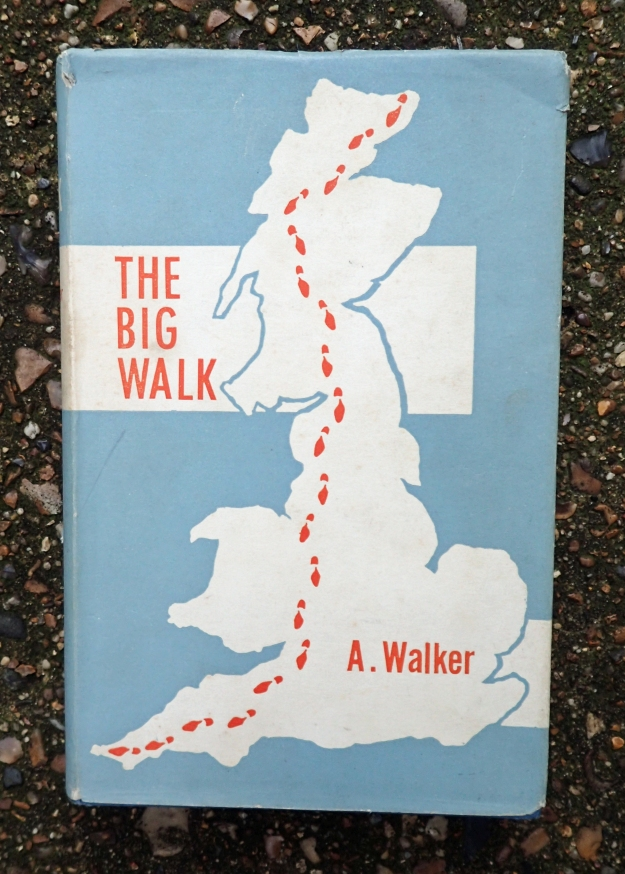 The Big Walk by A. Walker