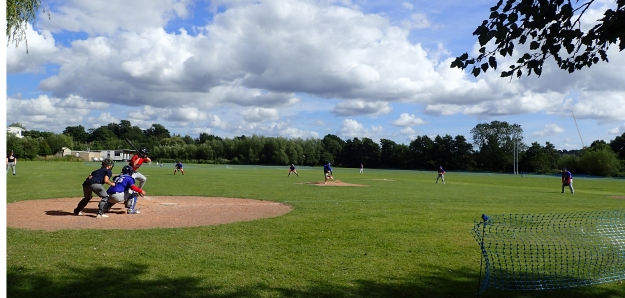 Baseball at Tonbridge