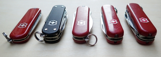 Top five Victorinox 58mm knives