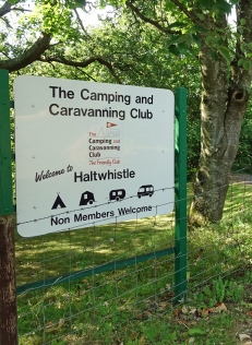 The Camping and Caravan Club