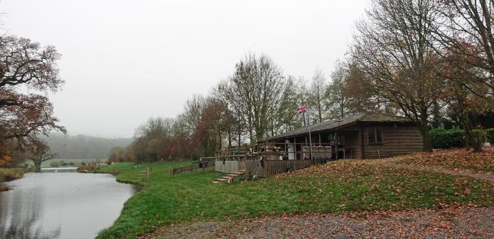 Fishing Lodge at Meon Springs, Whitewool Farm
