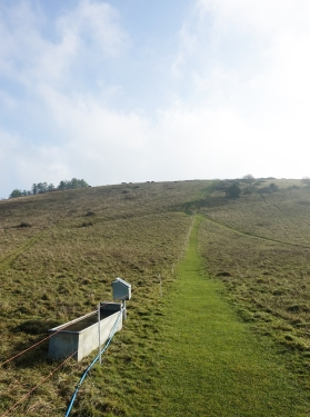 A number of cattle troughs are passed on the South Downs Way, mostly on Days two and three, any water from these sources requires purifying or filtering. I had no need to use these sources as there were plenty of others