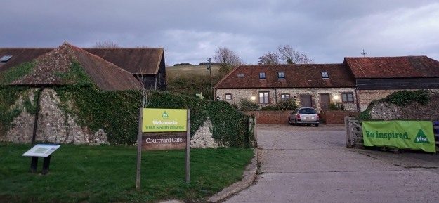 Opened by HM The Queen in 2013, YHA South Downs is situated in a Sussex farmhouse