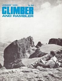 Climber and Rambler, January 1969