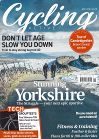 Cycling Active, May 2016