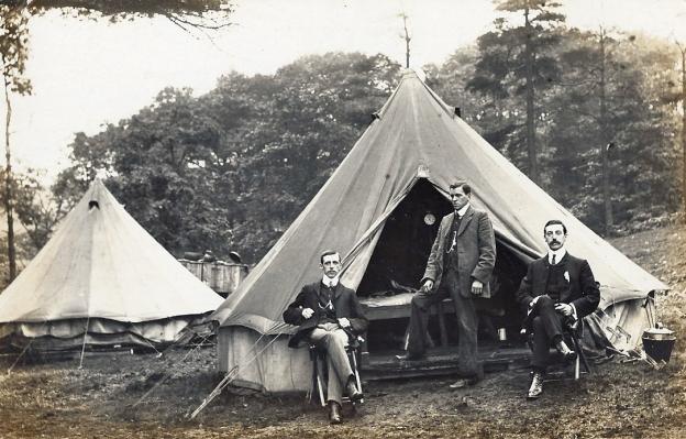 Edwardian gentlemen
