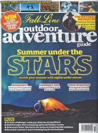 Outdoor adventure guide, Autumn 2017