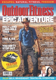 Outdoor Fitness, August 2016