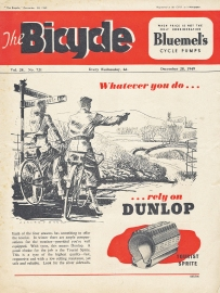 The Bicycle, December 1949