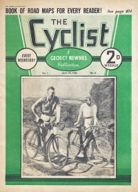 The Cyclist, April 1936