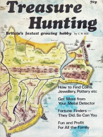 Treasure Hunting, First issue- 1977