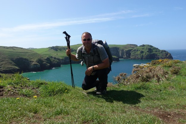 The South West Coast Path is 630 miles long and a challenge in itself. When Three Points of the Compass finished this in 2018 there was still another 1400 miles of trail. Gear had to be carefully selected and be suitable for a wide range of terrain and conditions