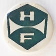 1960's Holiday Fellowship button badge
