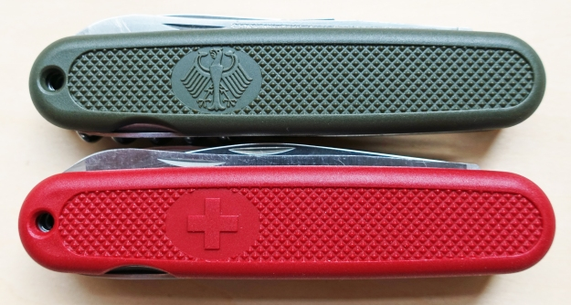 Victorinox German Army Knife and Safari Hunter