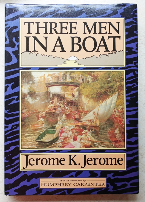 When Jerome K. Jerome set off with two friends and his dog for a cheap holiday on the River Thames, their misadventures were primarily down to their choice of craft and their amateurish attempts to control it- The camping skiffs had three iron hoops over which a green waterproof canvas canopy could be stretched. Sleeping within their craft reduced any reliance on campsites and unwelcoming land owners. Three Men in a Boat, first published 1889