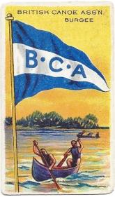 BCA Burgee, Sub Rosa Cigarros card