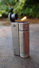 Nickel plated steel IMCO Triplex Junior 6600
