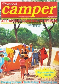 Practical Camper, June 1974
