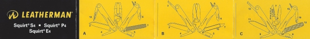 User guide for the first three tools in the Squirt series, 2006