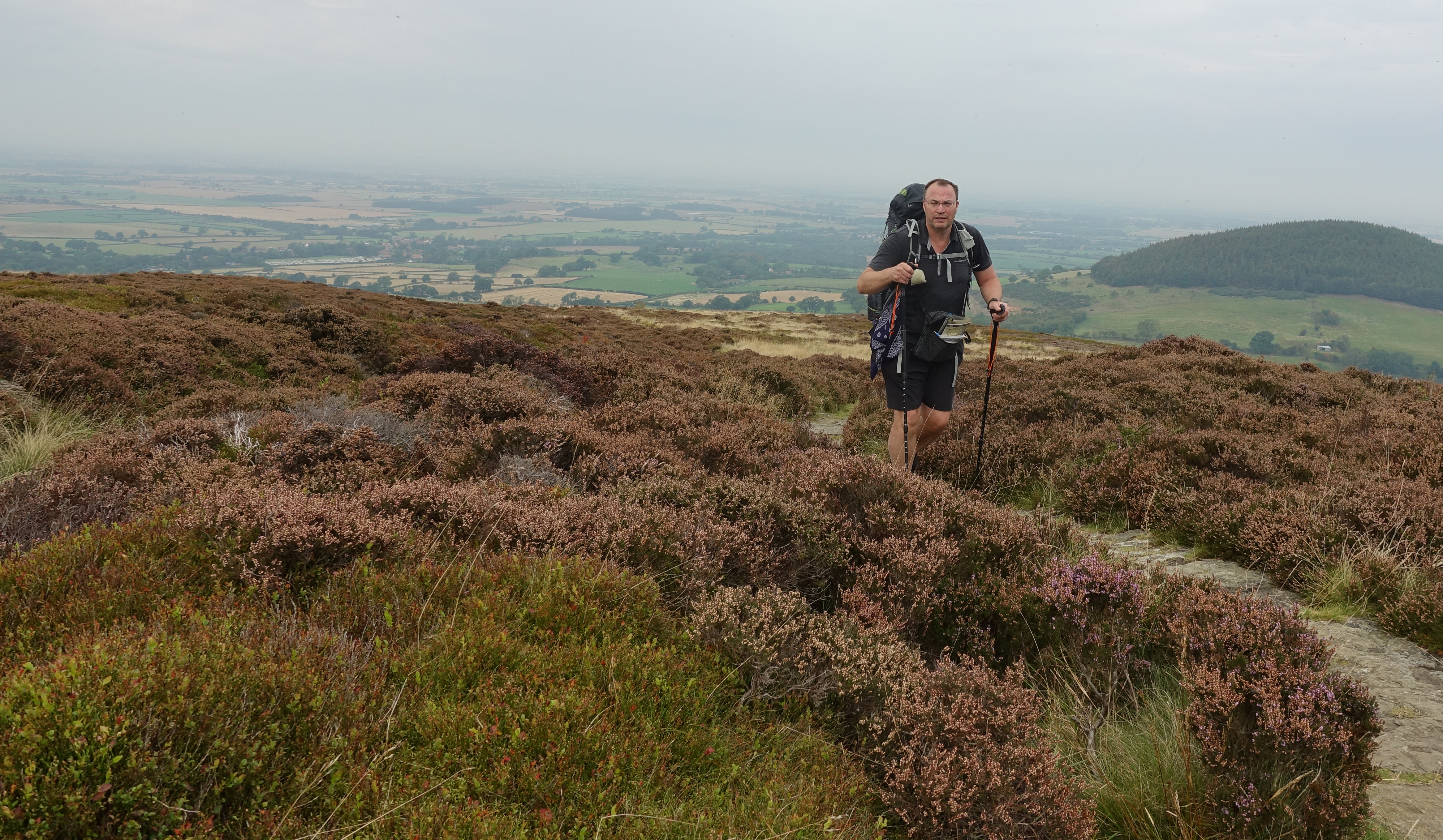 At last- on to the Moors