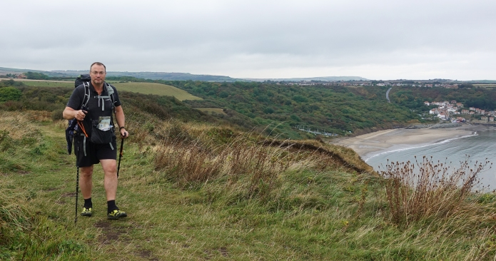 Day 5. Leaving Runswick Bay behind