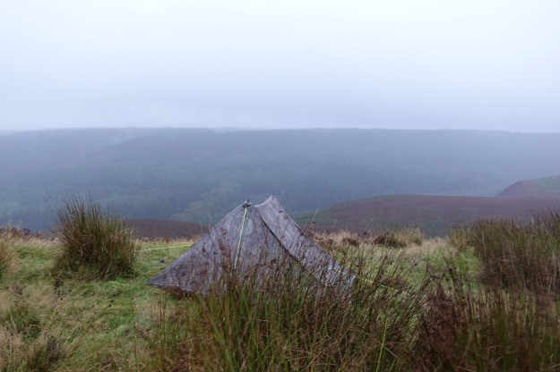 Wild camp on Levisham Moor