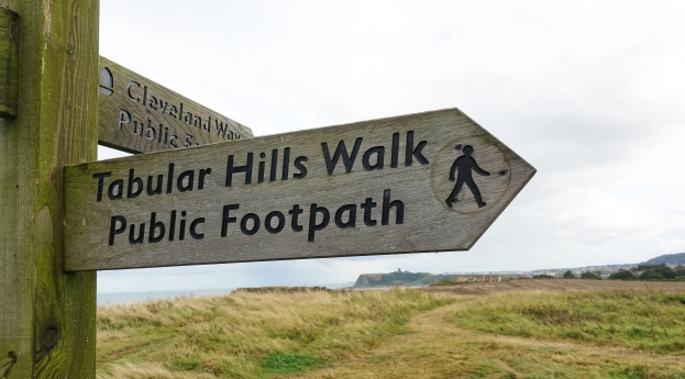 Tabular Hills Walk- 50 miles from Scarborough to Helmsley