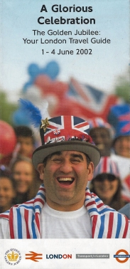 2002 Golden Jubilee, London Travel Guide