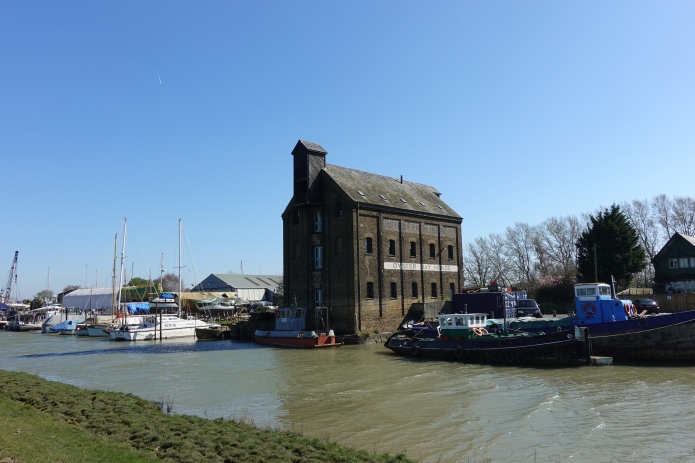 Oyster Bay House, Faversham Creek