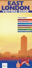 East London Visitors Guide, compiled 1998