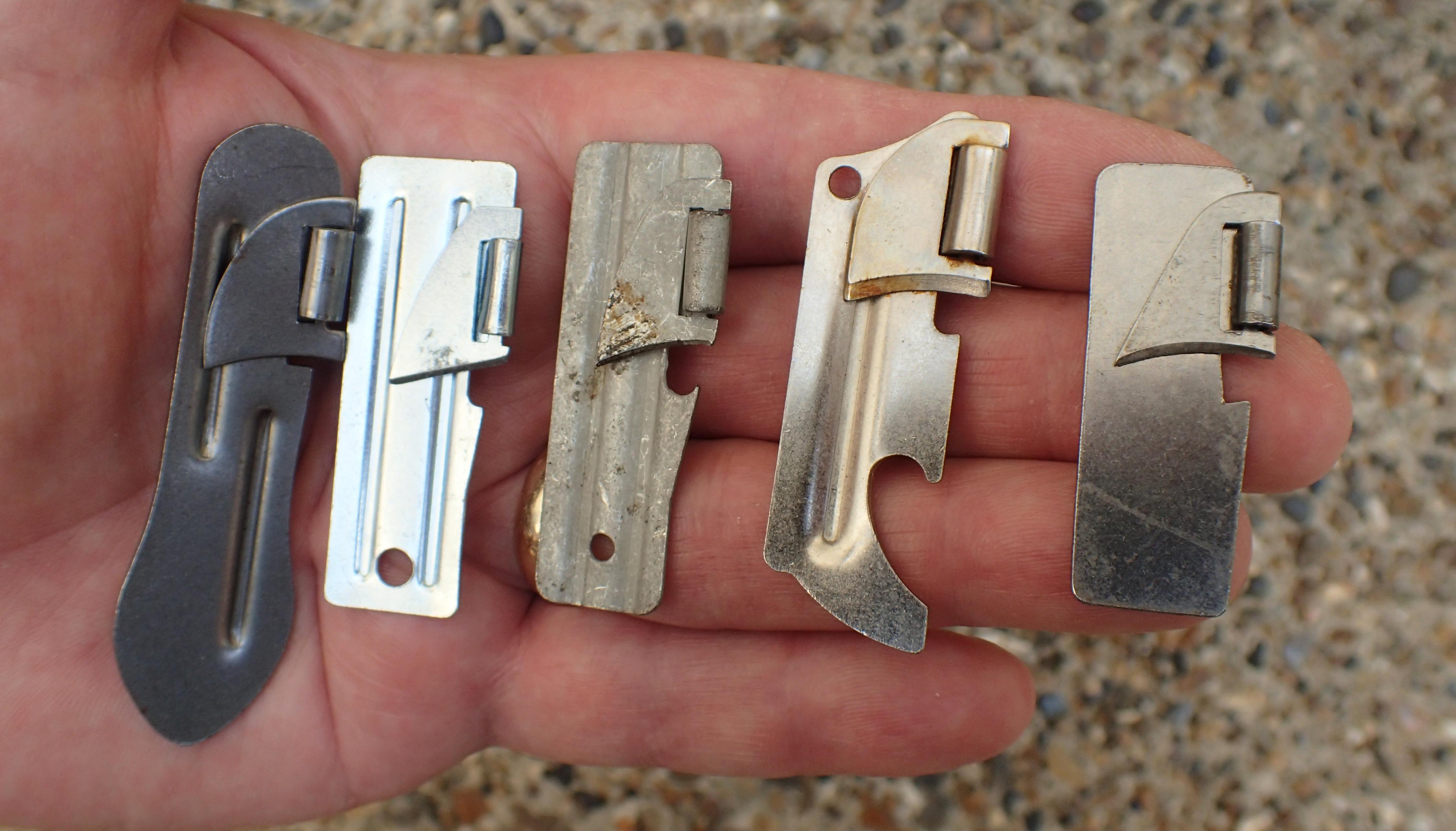Medium sized openers