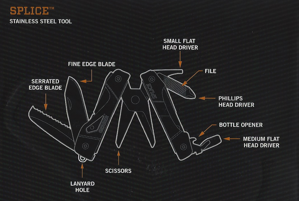 Gerber Splice tools