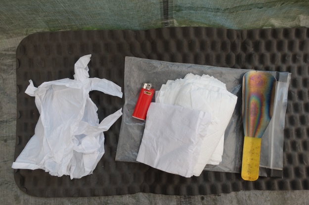 'Poop' kit