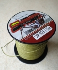 300lb breaking strain braided line. A lifetimes backpacking supply