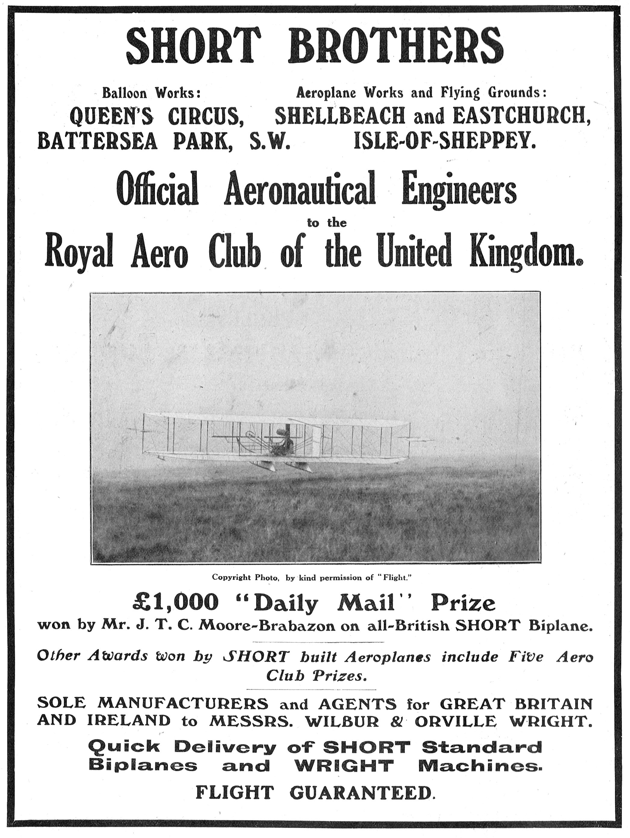 From 'Aero' 15th March 1910