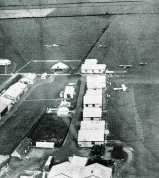 Eastchurch aerodrome, c1911