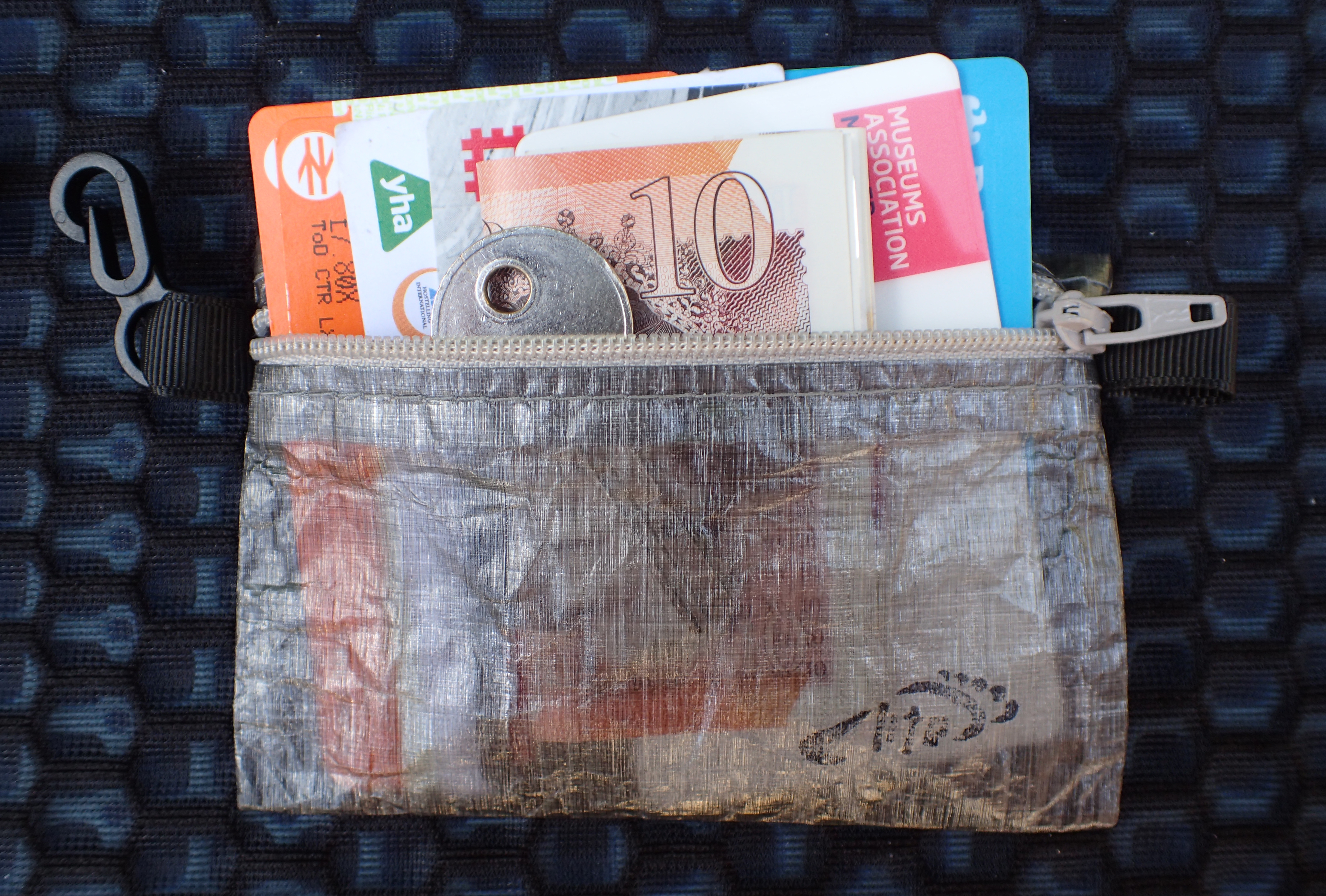 Wallet and contents