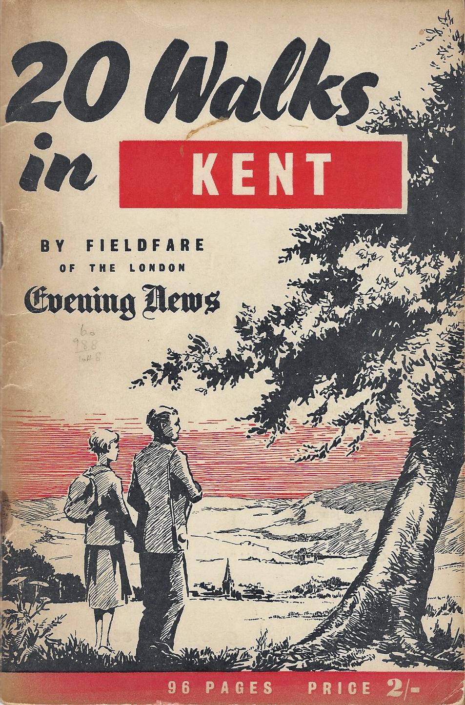 20 Walks in Kent, 955