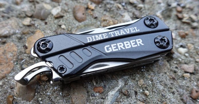 Gerber Dime Travel- leave it at home...