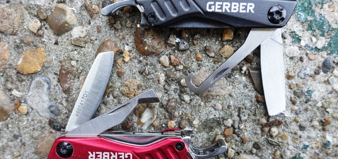 Main scale tools on Gerber Dime and Dime Travel