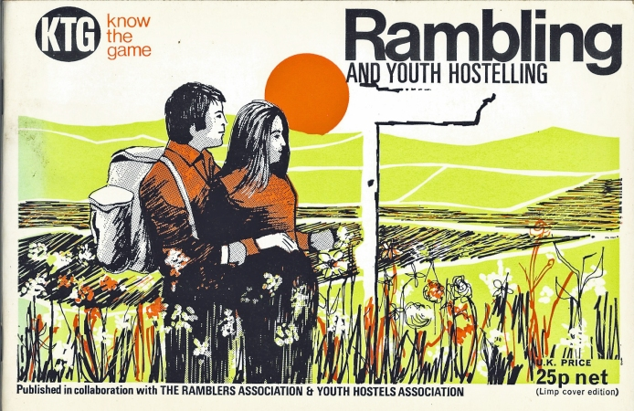 Rambling and Youth Hostelling was published in collaboration with two bodies- The Ramblers Association and the Youth Hostels Association. First published in 1967 it did not go beyond a second edition. This is the 1972 second edition