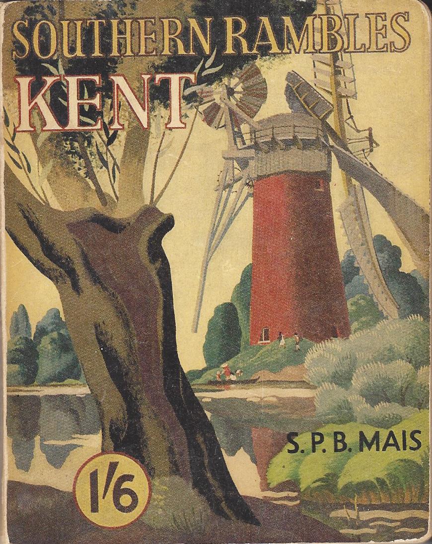Southern Rambles Kent, 1950