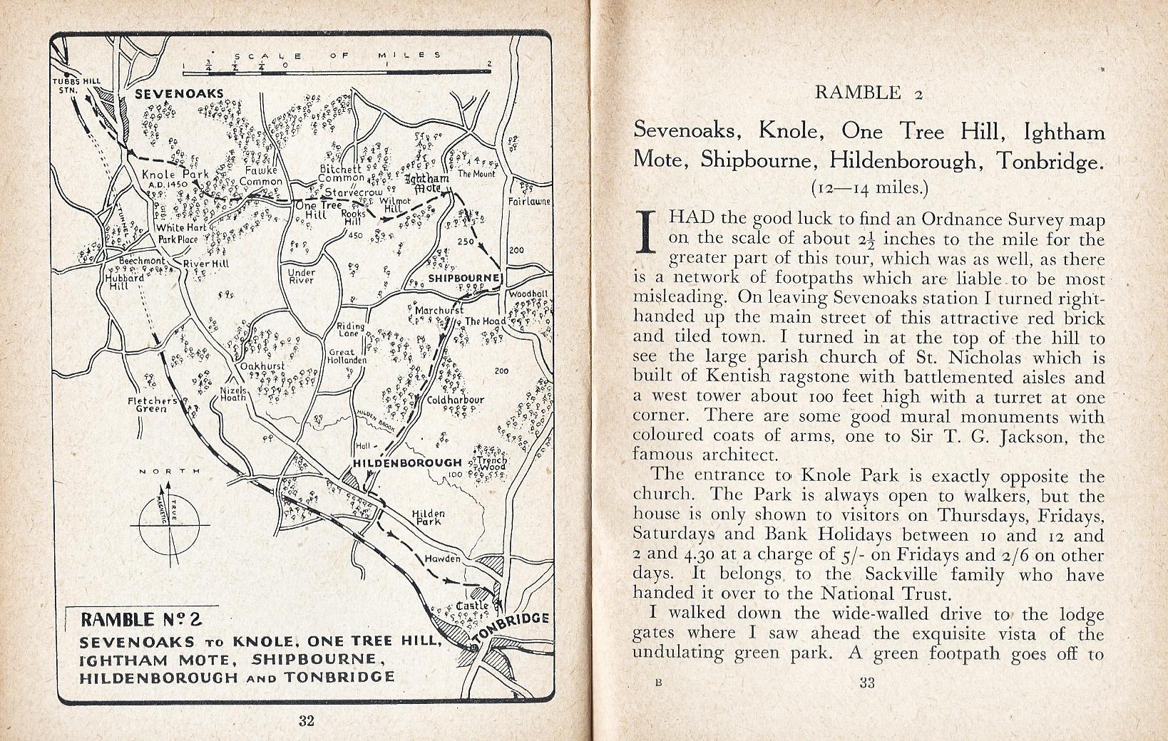 Ramble No. 2, from Southern Rambles, Kent