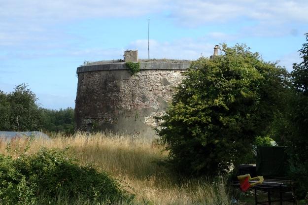 Martello Tower No. 30- hidden away in Rye
