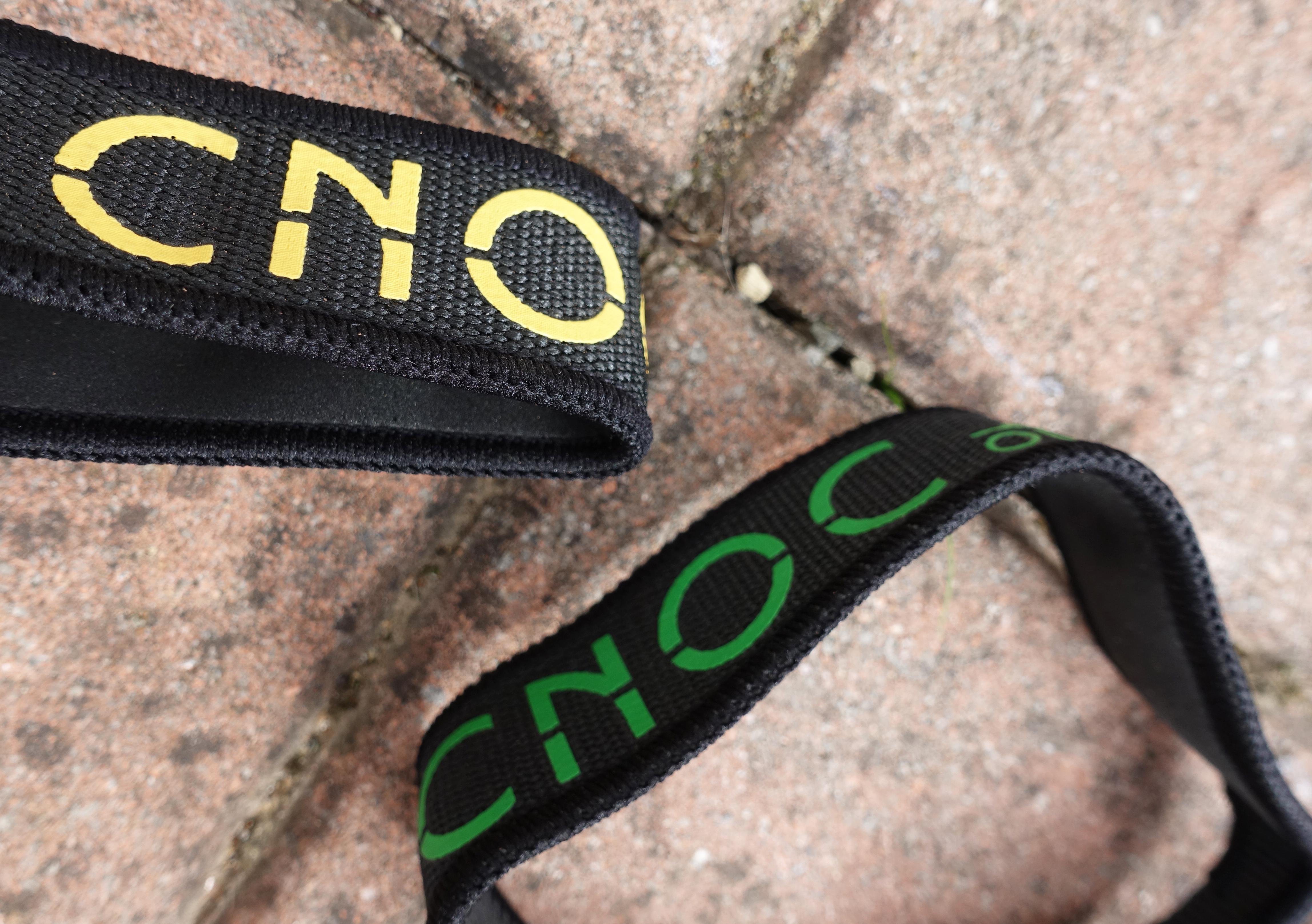 'Handed' straps