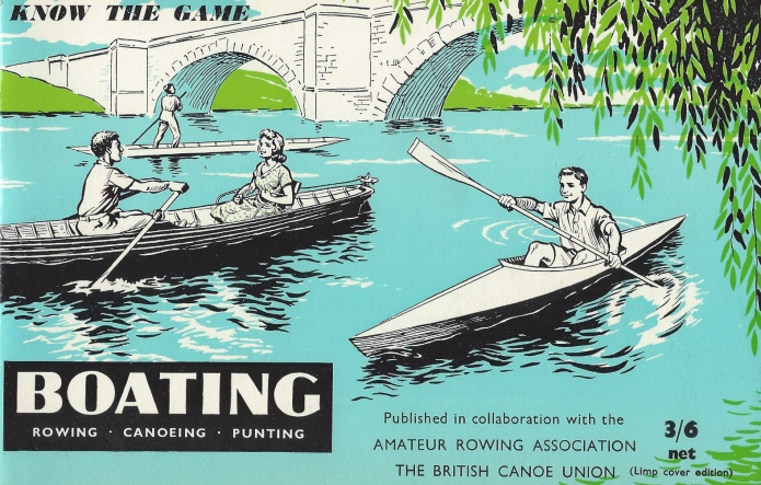 Know the Game- Boating, 1968
